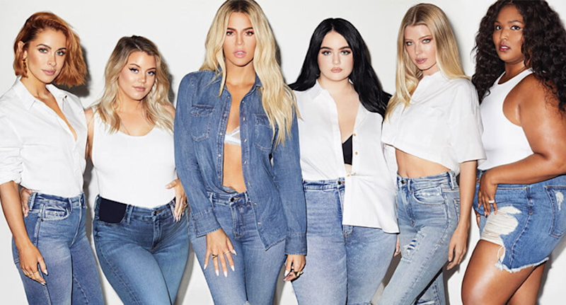 Khloe Kardashian's Good American is on sale right now — save up to 40% off bestselling jeans