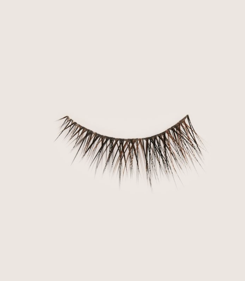 """<h2>Loveseen The Troi Lashes</h2><br><br><strong>Loveseen</strong> The Troi, $, available at <a href=""""https://go.skimresources.com/?id=30283X879131&url=https%3A%2F%2Floveseen.com%2Fproducts%2Ftroi"""" rel=""""nofollow noopener"""" target=""""_blank"""" data-ylk=""""slk:Loveseen"""" class=""""link rapid-noclick-resp"""">Loveseen</a>"""