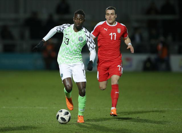 <p>Wilfred Ndidi is part of the Nigeria squad valued at €192m. </p>