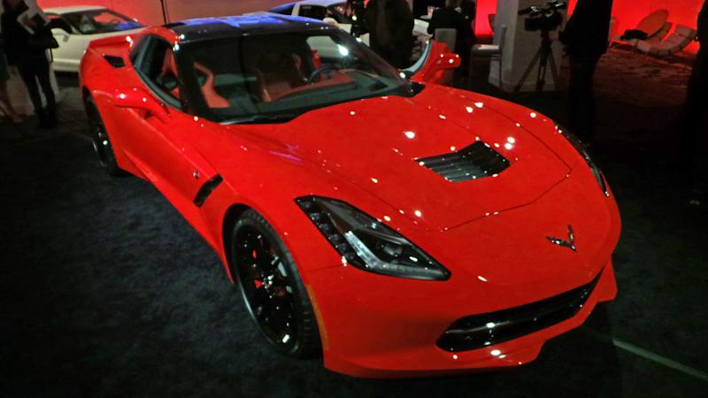First 2014 Corvette Sells for $1.1 Million at Auction