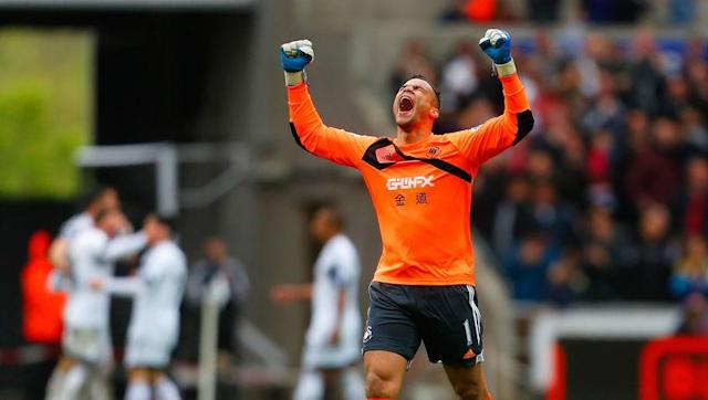 <p>Another who chose the financial side of football. Vorm sold his soul to Spurs.</p> <br><p>In a deal worth around £10m, the Dutchman opted to sit on the bench at Tottenham rather than stay as number one at the Swans.</p> <br><p>He's accumulated ten Premier League appearances in a Spurs shirt. Ten. In three entire seasons. The curse.</p>