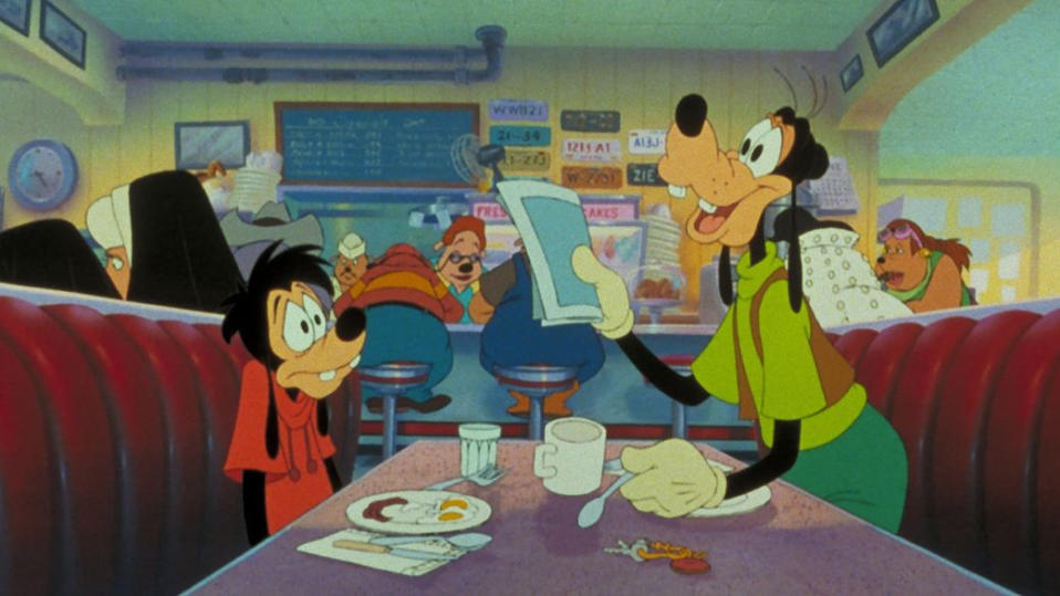 'A Goofy Movie'. (Credit: Disney)
