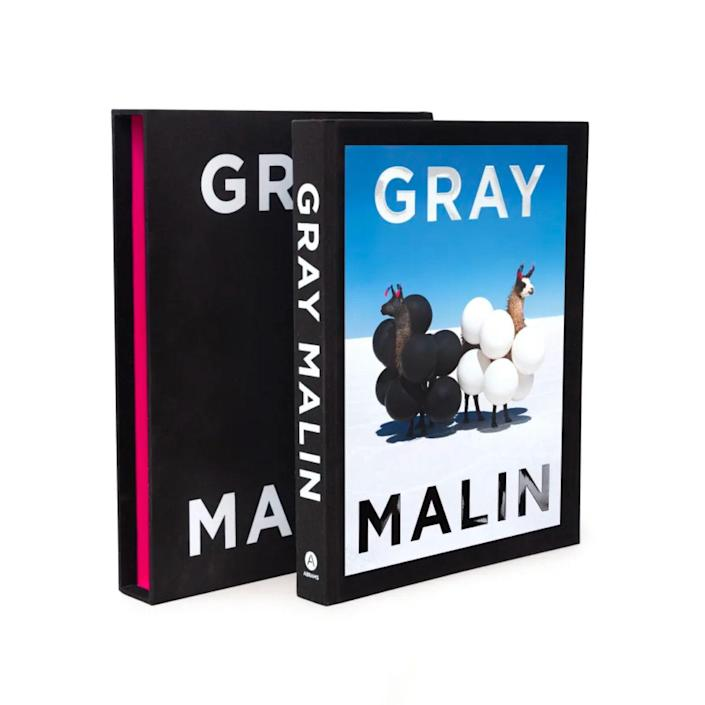 """Gray Malin's travel photography is escapism at its finest, and this signed edition celebrates his first decade of work, featuring a handful of never-seen-before images. It's the perfect collector's item. $245, Gray Malin. <a href=""""https://www.graymalin.com/products/gray-malin-the-essential-collection-signed-collectors-edition"""" rel=""""nofollow noopener"""" target=""""_blank"""" data-ylk=""""slk:Get it now!"""" class=""""link rapid-noclick-resp"""">Get it now!</a>"""