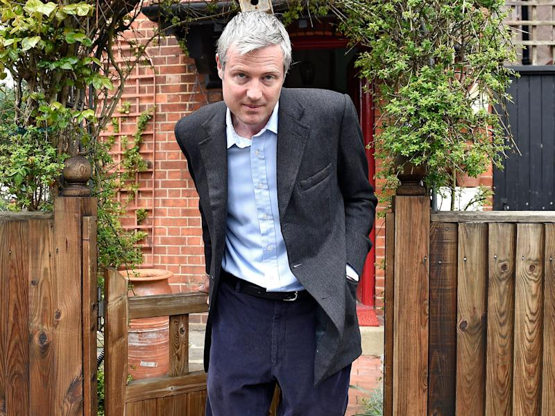 Zac Goldsmith will contest his former Richmond Park constituency on 8 June: EPA