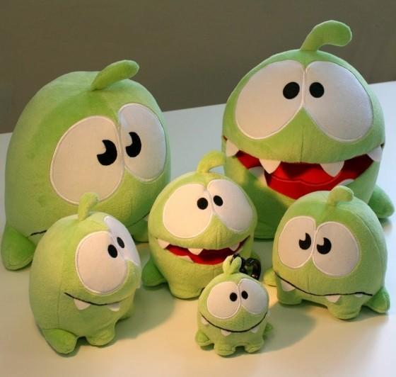 Cut The Rope toys