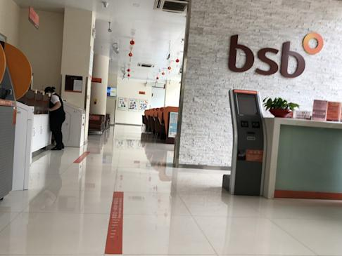 The People's Bank of China and the China Banking and Insurance Regulatory Commission have taken over the management of Baoshang Bank for two years. Photo: Orange Wang