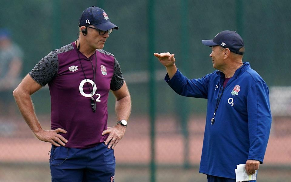 John Mitchell quits role as England assistant coach to join Wasps after handing in resignation in June - Andrew Matthews /PA