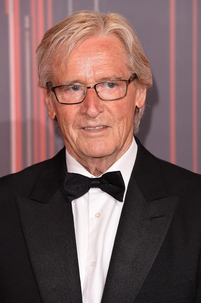 William Roache attends The British Soap Awards at The Lowry Theatre on June 3, 2017 in Manchester, England. The Soap Awards will be aired on June 6 on ITV at 8pm. (Photo by Jeff Spicer/Getty Images)