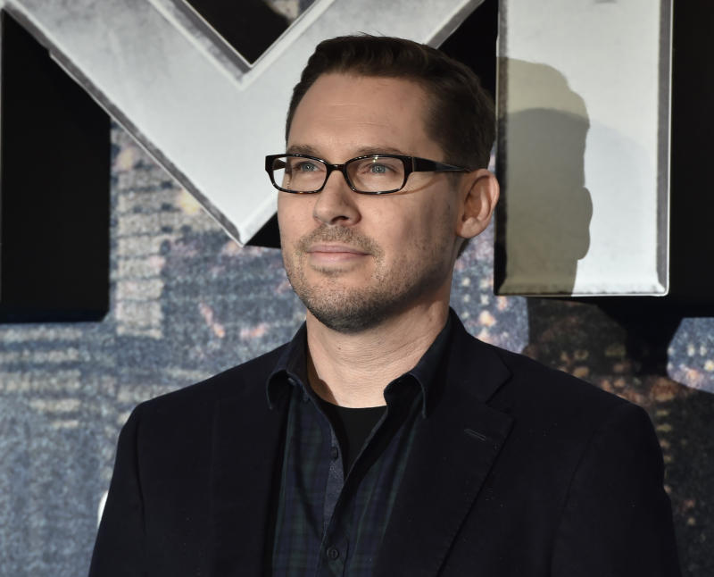 Director Bryan Singer arrives at a screening of X-Men Apocalypse at a cinema in London, Britain, May 9, 2016. REUTERS/Hannah McKay