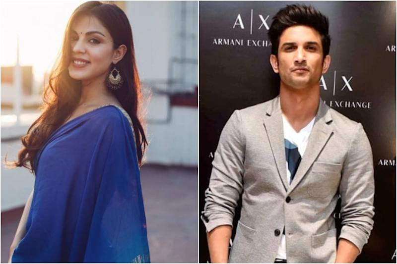 ED Finds No Big Transfers Between Sushant Singh Rajput and Rhea Chakraborty's Accounts