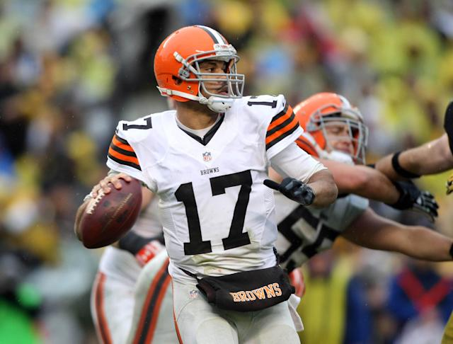 Veteran quarterback Jason Campbell signs with Cincinnati Bengals