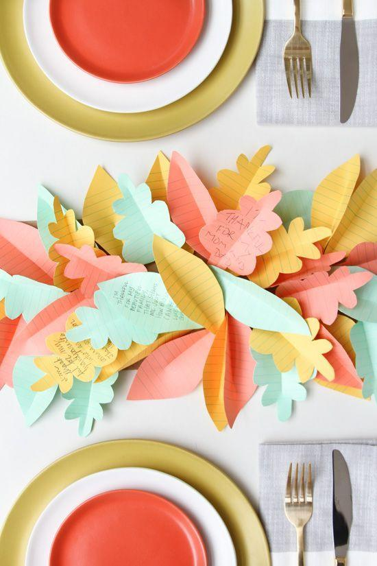 "<p>Get the kids in on the Thanksgiving decorating with this easy garland project. Let each child write down what they're grateful for on the paper leaves for a personalized touch.</p><p><strong>Get the tutorial at <a href=""https://www.papernstitchblog.com/2014/11/24/easy-last-minute-thanksgiving-craft-project-to-try/"" rel=""nofollow noopener"" target=""_blank"" data-ylk=""slk:Paper and Stitch"" class=""link rapid-noclick-resp"">Paper and Stitch</a>.</strong></p><p><a class=""link rapid-noclick-resp"" href=""https://www.amazon.com/Pacon-Construction-Assortments-12-Inches-18-Inches/dp/B006GOZXJM/?tag=syn-yahoo-20&ascsubtag=%5Bartid%7C10050.g.22626432%5Bsrc%7Cyahoo-us"" rel=""nofollow noopener"" target=""_blank"" data-ylk=""slk:SHOP CONSTRUCTION PAPER"">SHOP CONSTRUCTION PAPER</a><br></p>"