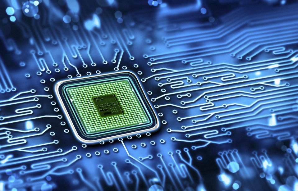 The Toronto-based company, which was founded in 2017, licences its high-speed data transmission technology to chipmakers and receives a royalty on every chip produced.