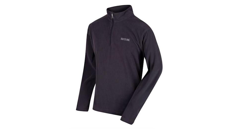 Thompson Lightweight Half Zip Fleece