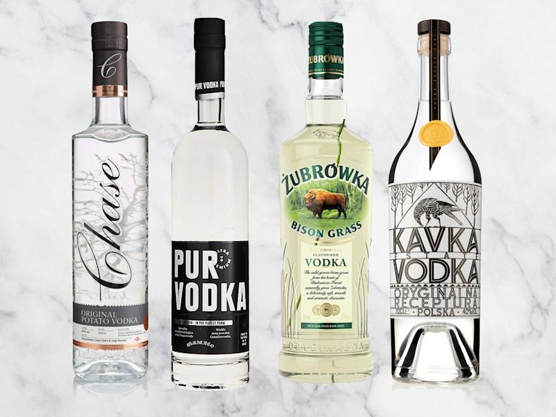 Many factors, from location to infusions will add something special and unique to each given vodka: The Independent/iStock