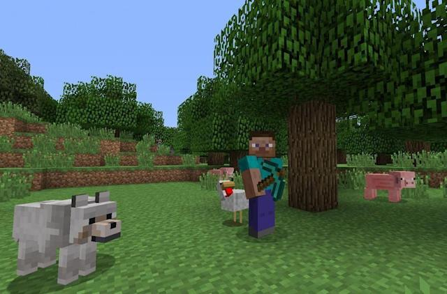 how to make minecraft server ps4