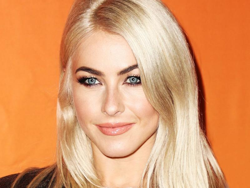 Julianne Hough Finally Sprung For The Hair Color Shes Wanted Her