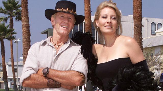 'Crocodile Dundee' Co-Stars Split After 23 Yrs