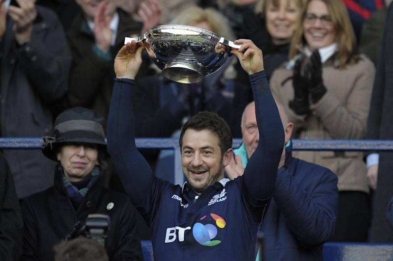 Scotland captain Greig Laidlaw to miss rest of Six Nations