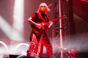 John 5 of Rob Zombie at Aftershock