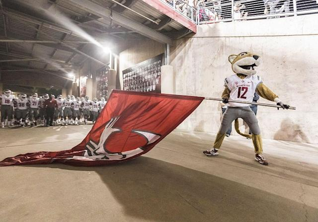 <p><strong>65. Washington State</strong><br> Trajectory: Up. The Cougars <i>almost</i> cracked the top 100 for the first time in the five-year period, cresting at No. 101. Five years ago they were No. 192, which is unfathomable. </p>