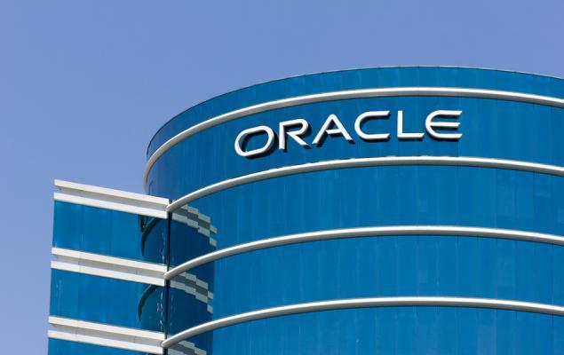Oracle (ORCL) Jumps: Stock Rises 8.2%