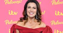 "<a href=""https://uk.news.yahoo.com/tagged/susanna-reid/"" data-ylk=""slk:Susanna Reid"" class=""link rapid-noclick-resp"">Susanna Reid </a>has been a regular fixture on screens this year as she's continued her presenting gig on <em>Good Morning Britain</em>. However, the news she and co-star Piers Morgan have had to deliver this year has been unlike any other. (Photo by Karwai Tang/WireImage)"