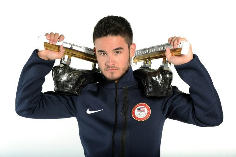Eddy Alvarez, a short track speedskater who won a silver medal at the 2014 Sochi Winter Olympics, goes for gold again in Tokyo with the US Olympic baseball squad