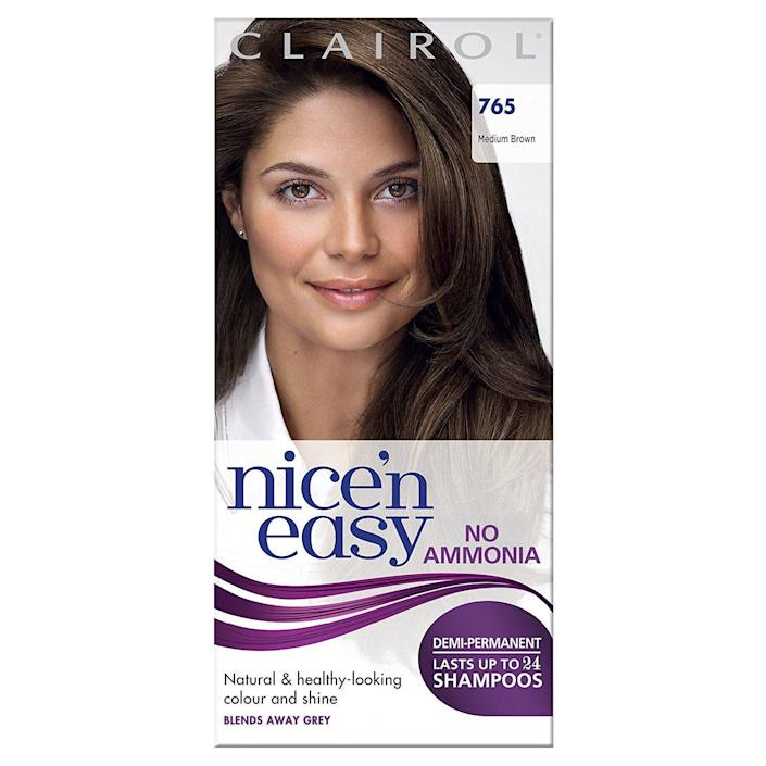 Clairol Nice 'n Easy Non Permanent Lasting Colour, £4.50