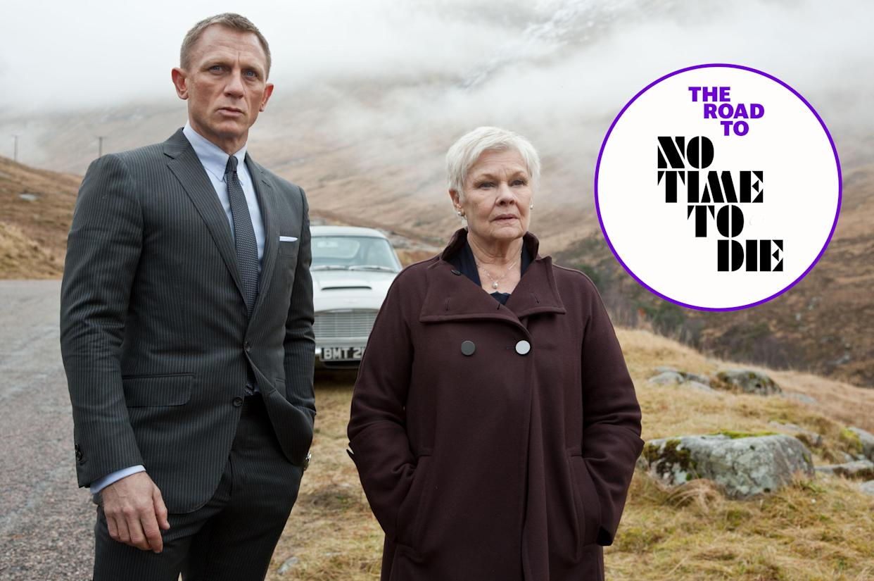 Skyfall landed in James Bond's 50th anniversary year (MGM/EON/Sony Pictures)