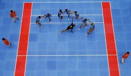 KABADDI  HOW TO PLAY THE GAME