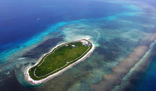 The Paracel Islands have been occupied by China since 1974 but are also claimed by Taiwan and Vietnam. Photo: Xinhua