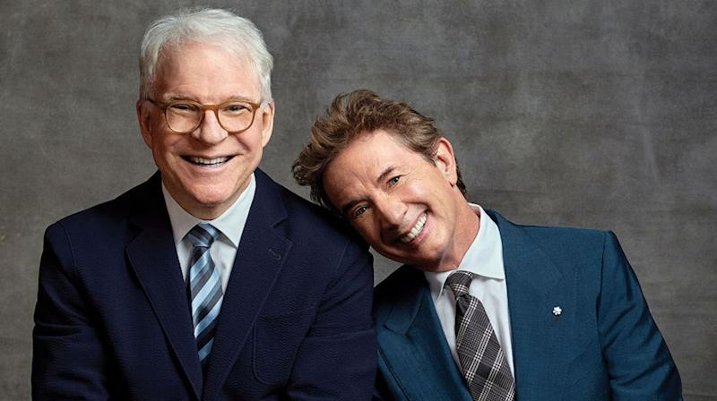 Steve Martin and Martin Short re-team for Hulu comedy series