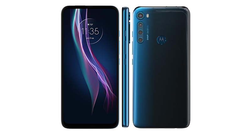 Motorola One Fusion+ Azul 128 GB
