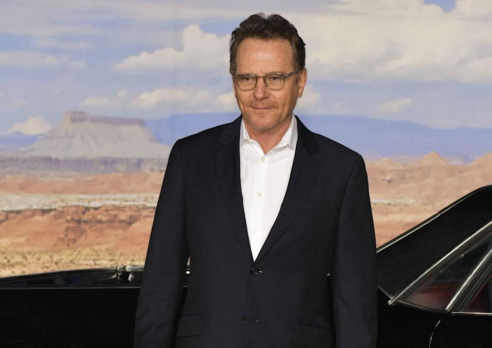 <p><strong>Hair</strong></p><p>Cranston's been in Hollywood for a while, and like his clothes, his shorter hairstyle has become a classic. </p>
