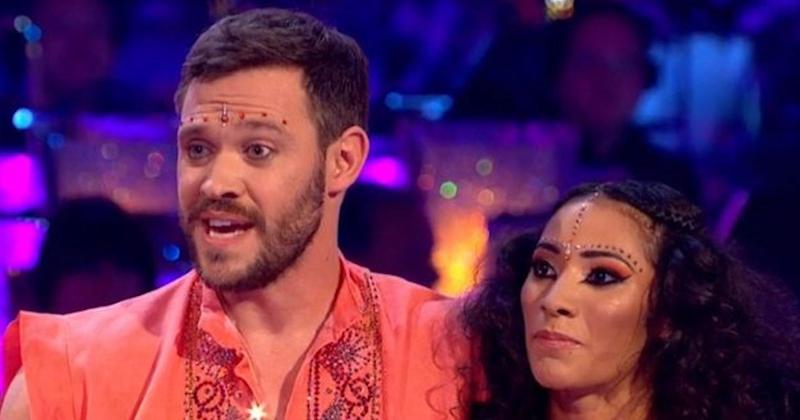 Will quit Strictly Come Dancing last year, just four weeks into the live shows (Photo: BBC)