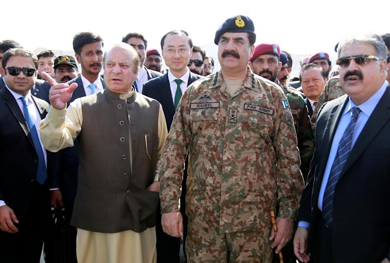 Pakistan looking at coup? PM Nawaz Sharif removes key aide after 'Dawn Leak'; Army rejects dismissal