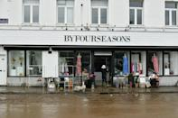In Belgium, the army has been sent to four of the country's 10 provinces to help with rescue and evacuations