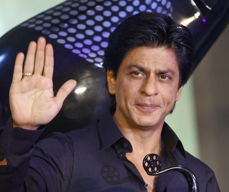 Bollywood star Khan caught in India-Pakistan spat