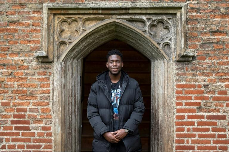 Matthew Omoefe Offeh is now studying engineering at one of Cambridge's oldest colleges, Magdalene