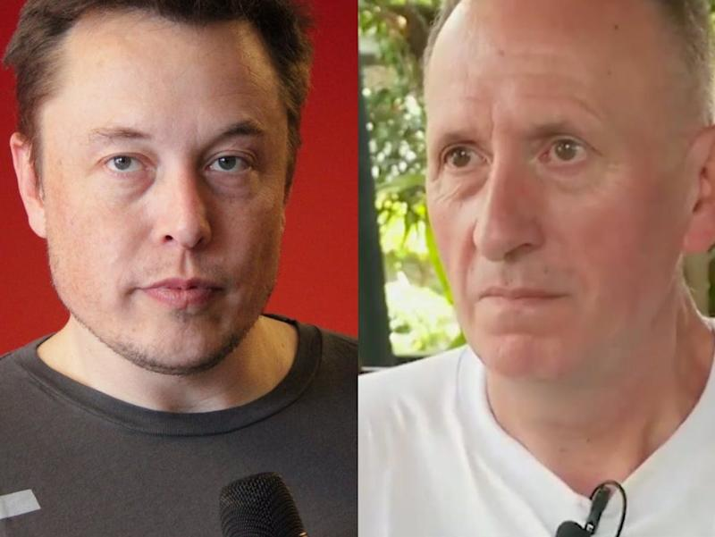 Elon Musk Has Spoken Out After He Sparked Controversy For Referring To A Man That Helped Rescue  People From A Thai Cave As A Pedo