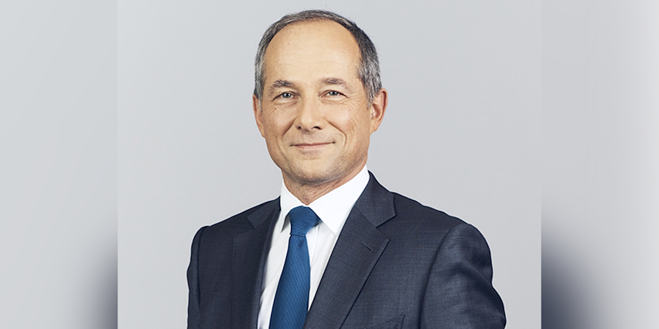 12) Frédéric Oudéa, Chief Executive Officer, Societe Generale Group. Photo: Societe Generale Group