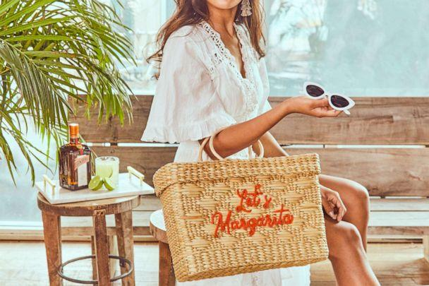 PHOTO: The limited-edition 'Let's Margarita' tote is the perfect summer picnic accessory. (Cointreau)