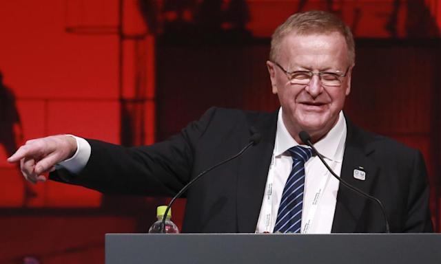 "<span class=""element-image__caption"">A vote for the Australian Olympic Committee presidency this Wednesday could see John Coates being brought down.</span> <span class=""element-image__credit"">Photograph: Eugene Hoshiko/AP</span>"