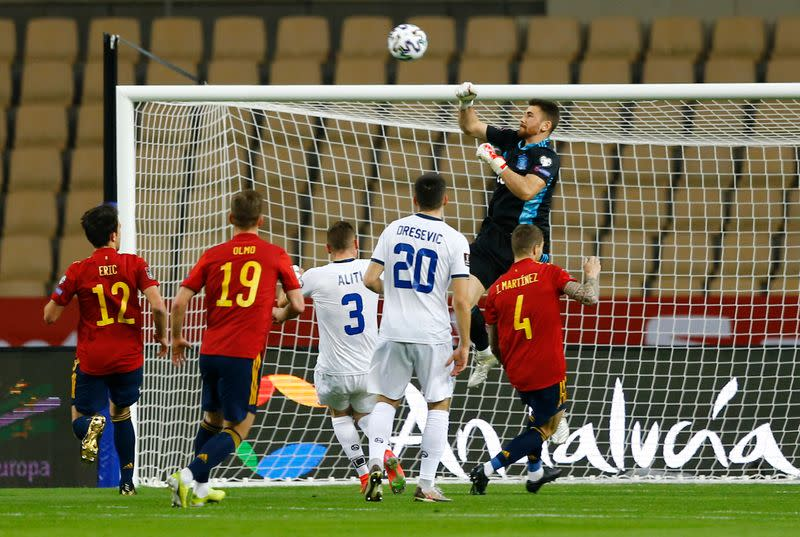 World Cup Qualifiers Europe - Group B - Spain v Kosovo