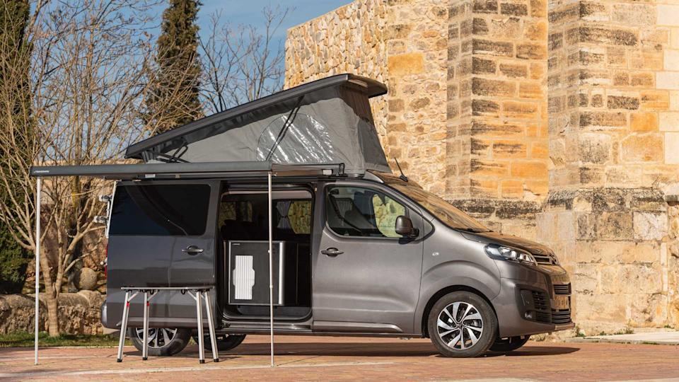 Citroën Space Tourer by TINKERVAN