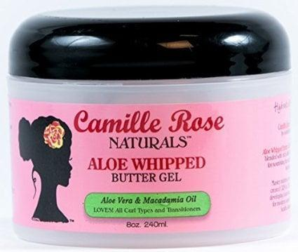 <p><span>Camille Rose Naturals Aloe Whipped Butter Gel</span> ($16) contains pure aloe vera and a mixture of other vitamins, such as castor and jojoba oils to hydrate every strand and gently smooth away flyaways (without leaving hair flaky or crunchy).</p>