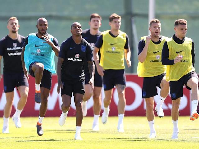 World Cup 2018: Marcus Rashford misses England training for second straight day