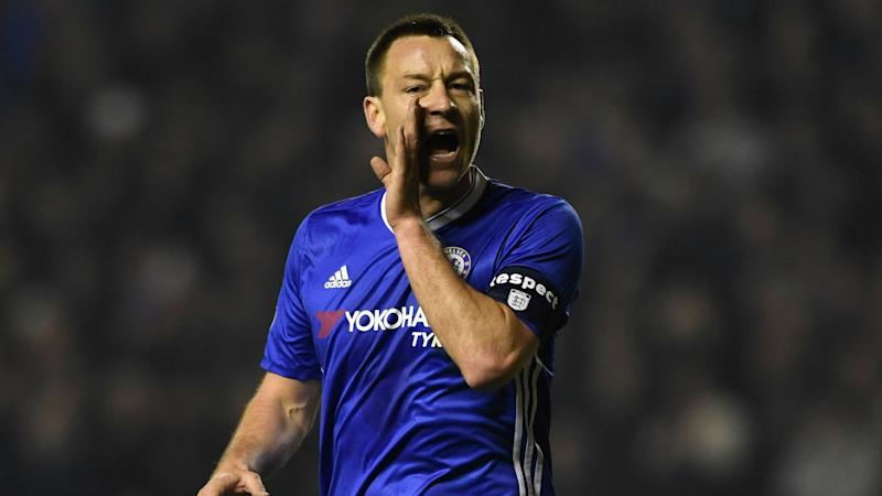 Terry starts as Chelsea make nine changes for Watford