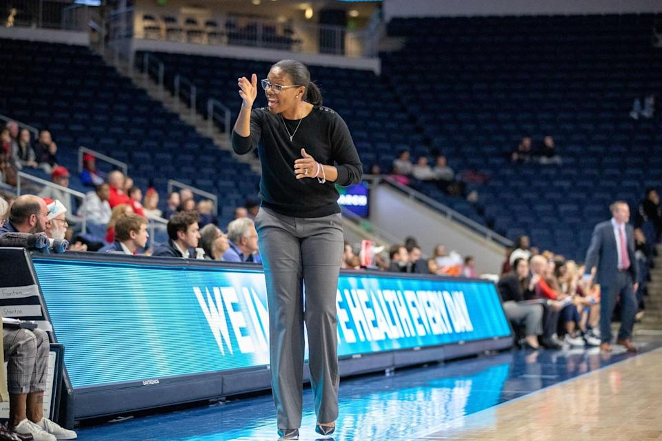 Nikki McCray-Penson was hired by Mississippi State to replace coach Vic Schaefer in April 2020.